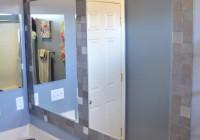 Bathroom Mirror Frame Tile