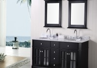 Bathroom Mirror Ideas Double Vanity