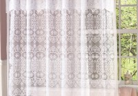 Bathroom Shower Curtains With Valances