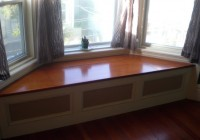 Bay Window Bench Seat