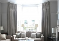 Bay Window Curtains Images