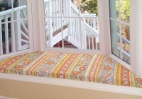 Bay Window Seat Cushion Tutorial