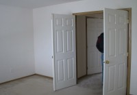 Bedroom Closet French Doors