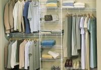 Bedroom Reach In Closet Ideas