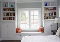 Bedroom Window Bench Seat