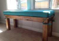 bench cushions indoor custom