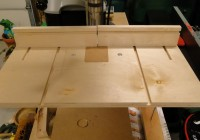 Benchtop Drill Press Table Plans