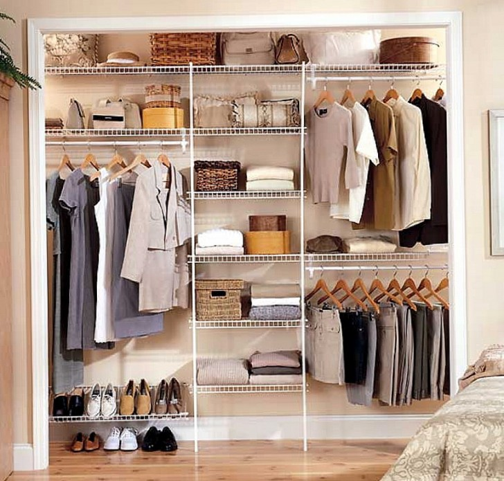 Permalink to Best Closet Systems For Your Home