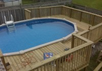 Best Deck Material For Above Ground Pool