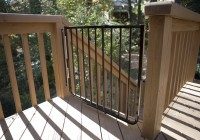 Best Outdoor Deck Gate