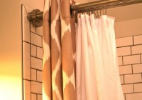 Best Shower Curtain Rod For Tile