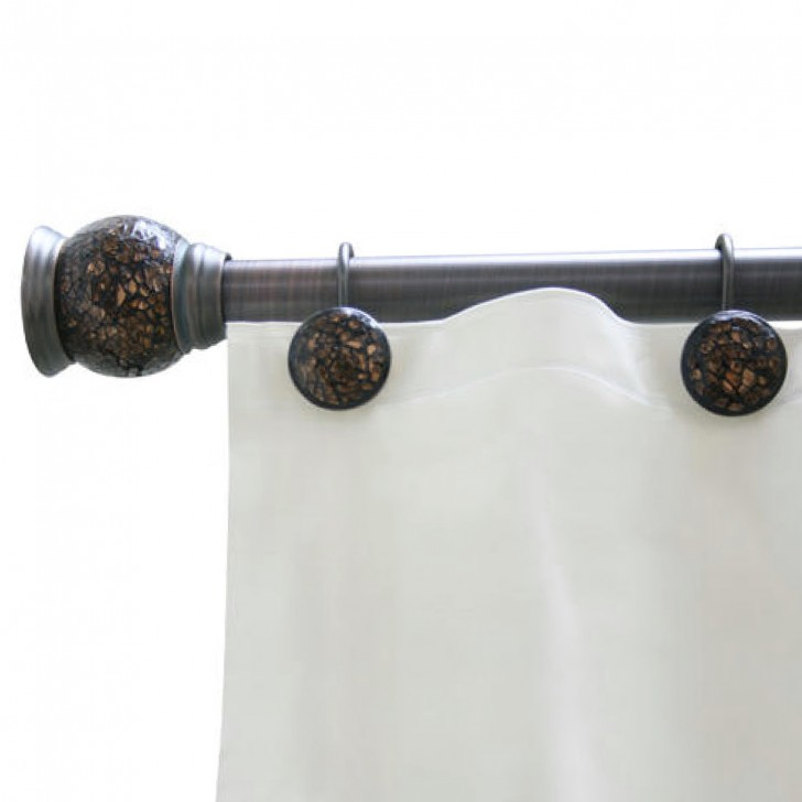 Permalink to Best Shower Curtain Rod Tension