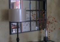 Beveled Mirror Tiles 8×8