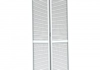 Bifold Louvered Closet Doors