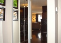 Bifold Mirrored Closet Doors Lowes