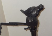 Bird Finials For Curtain Rods
