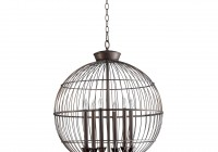 Birdcage Chandelier For Sale