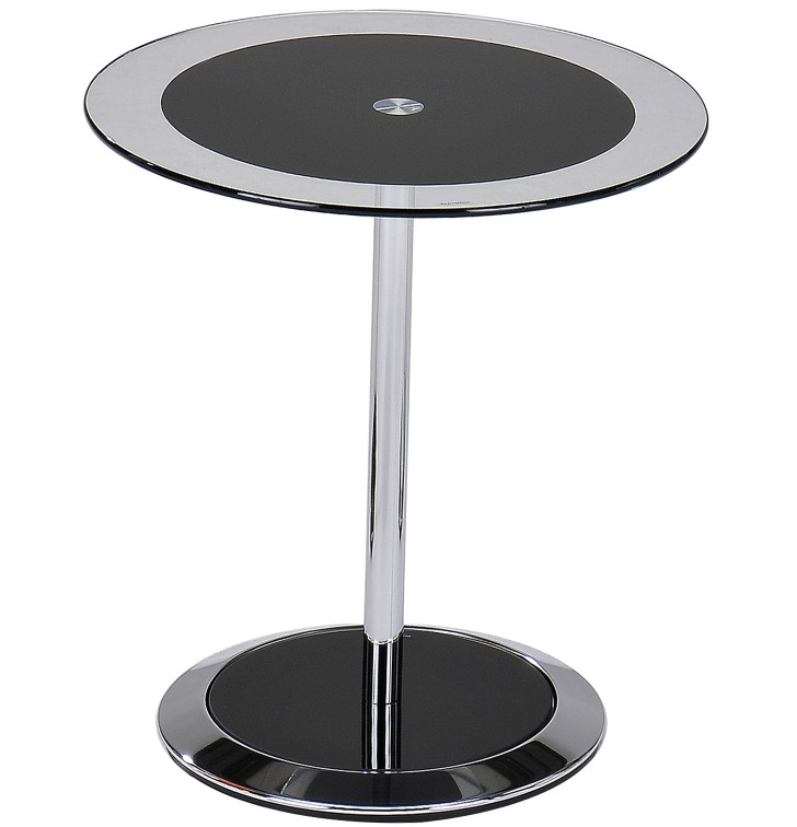 Permalink to Black And White Accent Table