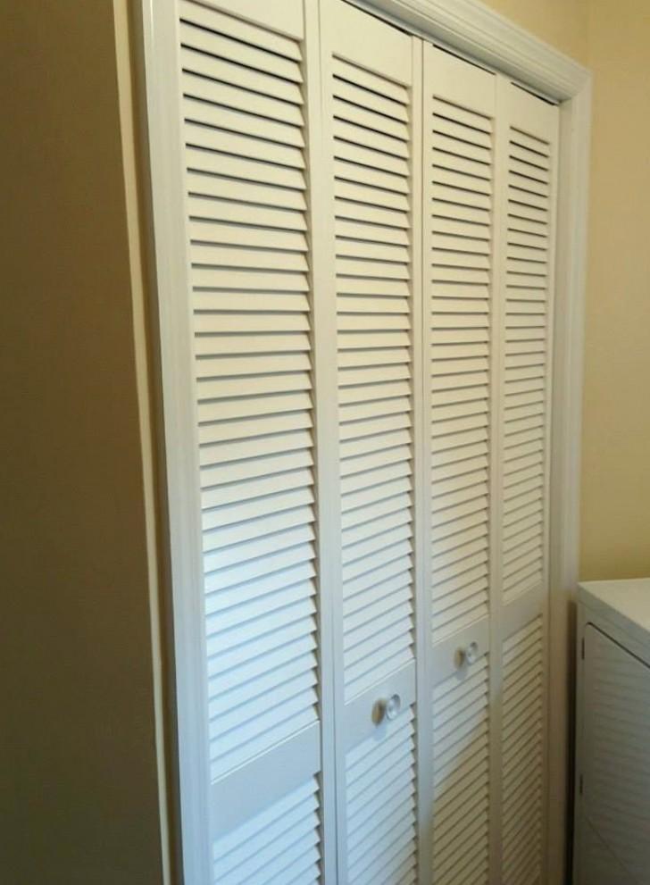 Permalink to Black Bi Fold Closet Doors