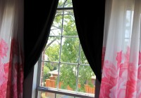 Black Blackout Curtains Walmart