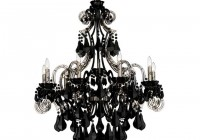 Black Glass Chandelier Uk