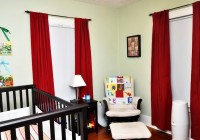 Blackout Curtains Baby Room