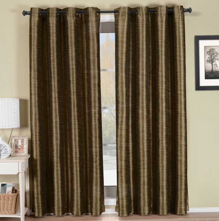 Permalink to Blackout Grommet Curtains 108 Inch
