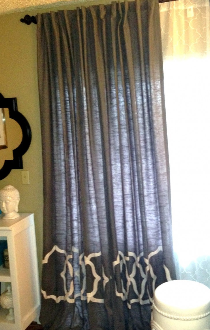 Permalink to Blackout Grommet Curtains Target