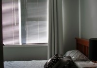 Blinds Vs Curtains Bedroom