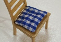 Blue And White Chair Cushions