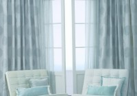 Blue And White Plaid Curtains