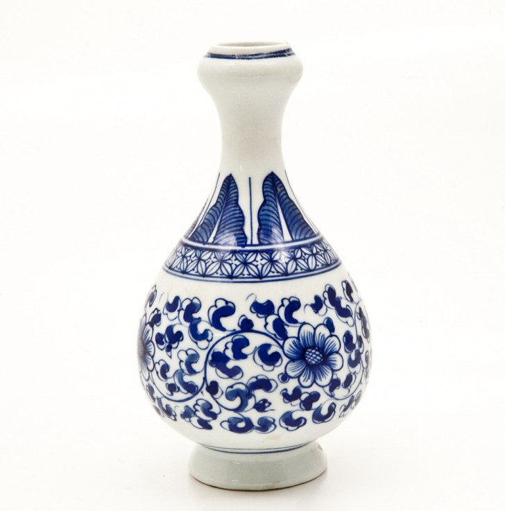 Permalink to Blue And White Vase Tequila