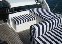 Boat Seat Cushion Repair