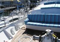 boat seat cushions custom