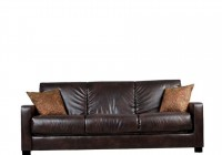 Brown Leather Sofa Cushions