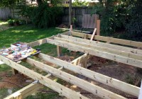 Build A Deck In Concord Nc