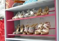 Building Shoe Shelves In Closet
