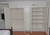 Built In Closet Design Ideas