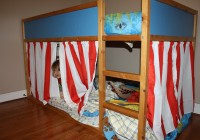 Bunk Bed Curtains Ikea