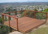 Cable Handrails For Decks