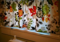Cafe Curtains For Kitchen Martha Stewart