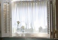Cafe Style Curtains For Bedrooms