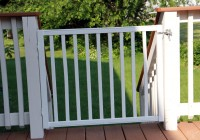 Cardinal Outdoor Deck Gates
