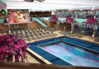 Carnival Valor Deck Plan 2014