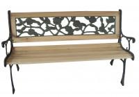 Cast Iron Bench Seat