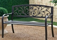 Cast Iron Benches Outdoor