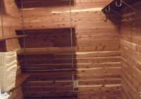 Cedar Flooring For Closets