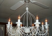 Ceiling Fans With Chandelier Light Kit