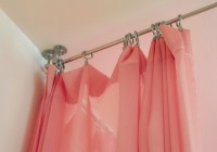 Ceiling Hung Curtain Rods