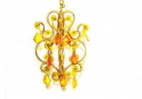 Chandelier Plug In Hanging